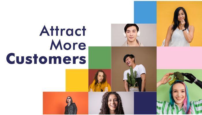 Attract more Customers Throigh Digital Marketing for Business