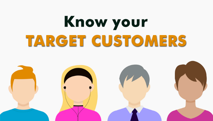 Know your Target Customers through Digital Marketing for Business