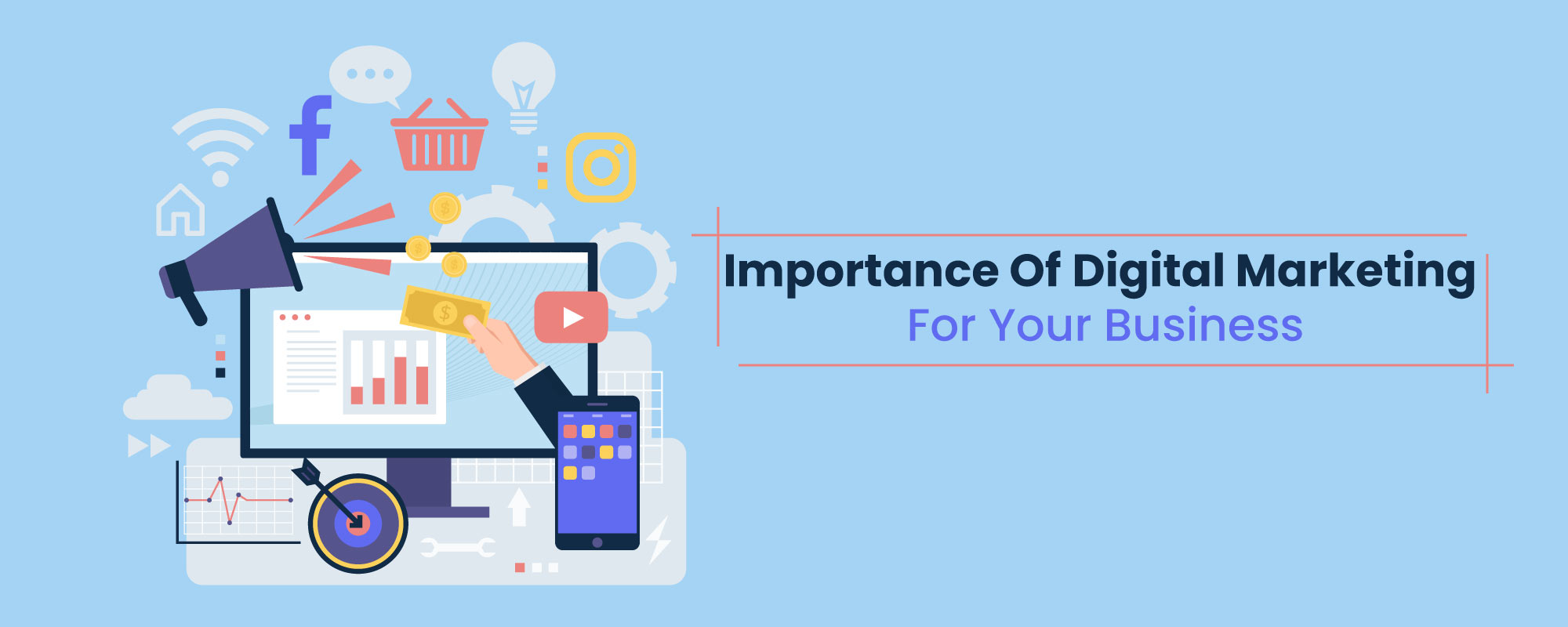 Importance of digital for business
